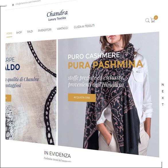 Realizzazione siti e-commerce Roma